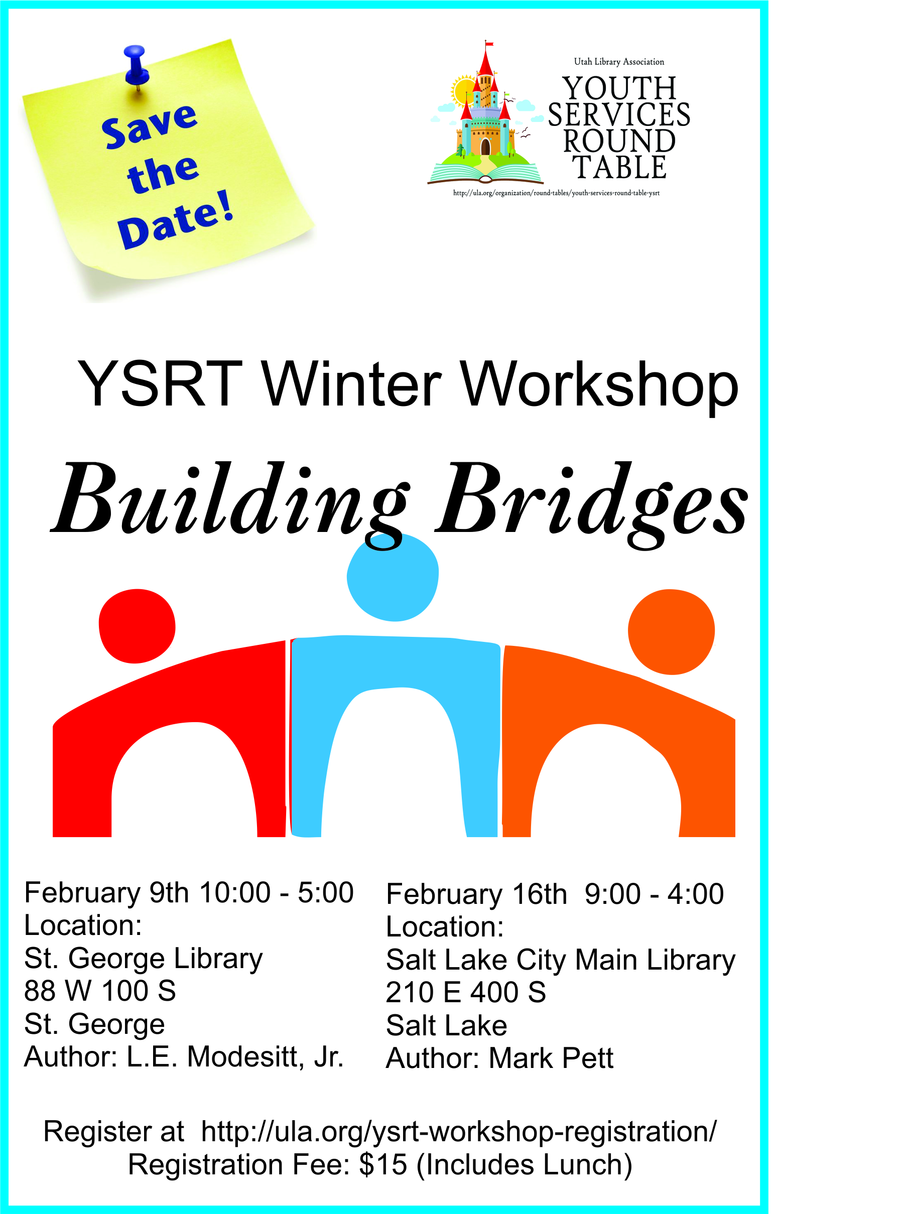 Youth Services Round Table (YSRT) – ULA