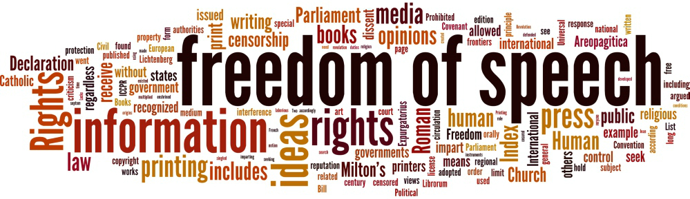 the effects of freedom of speech 2018-6-7 freedom of speech is a principle that supports the freedom of an individual or a community to articulate their opinions and ideas without fear.