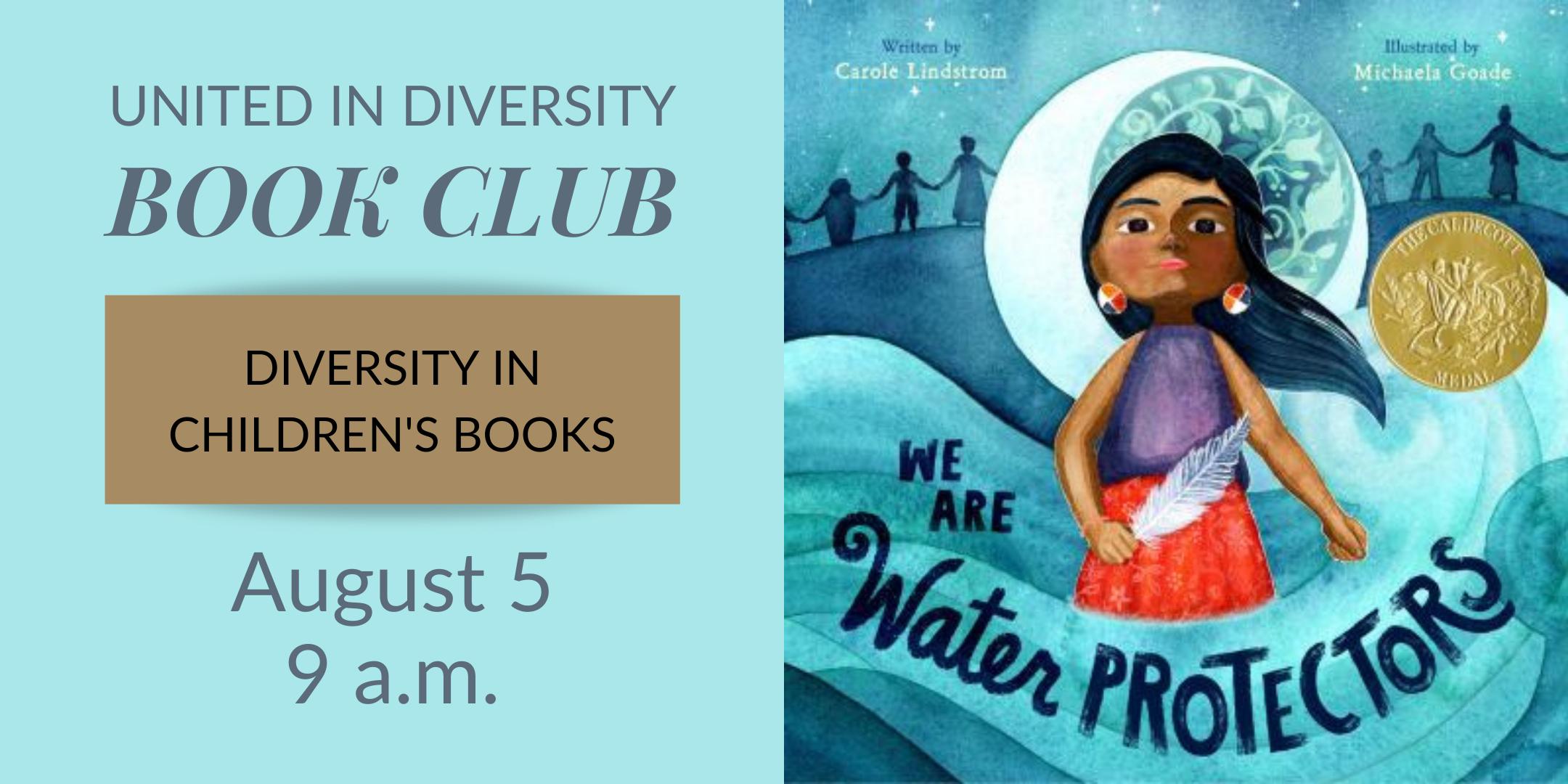 Diversity Book Club - Kids