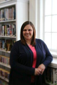 Librarian of the Year Award, Angela Edwards