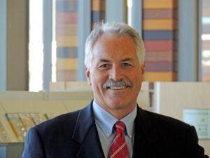 Distinguished Service Award, James D. Cooper